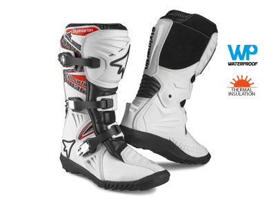 Boots Stylmartin Viper XR white