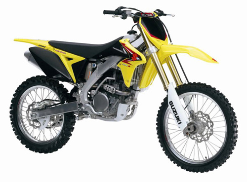 Ufo replacement plastics Suzuki RMZ 250cc 2010 Original Col