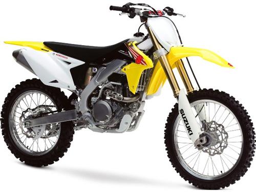 Kit plastiche moto Ufo Suzuki RMZ 450cc 11-12 GialloRM01-12