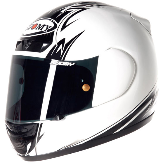 Casco moto integrale Suomy Ape60