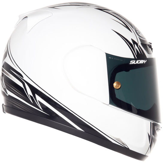 SUOMY Apex 60's Legend full-face helmet white