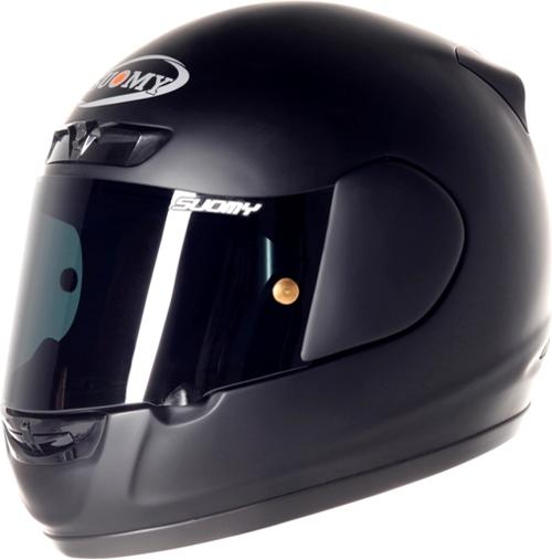 SUOMY Apex Plain full-face helmet matt black
