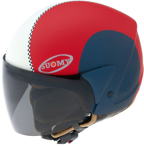 Casco moto Suomy Jet Light Cocco Divisione Corse
