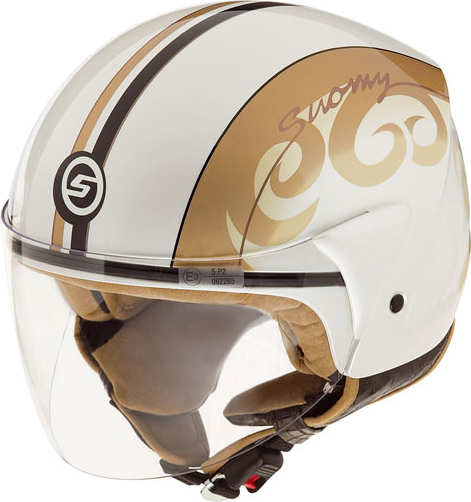Casco moto Suomy Jet Light Cocco Surf