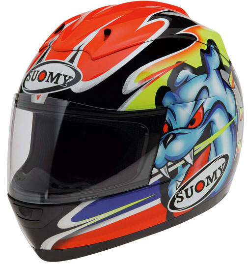 Casco moto integrale Suomy Trek Dog