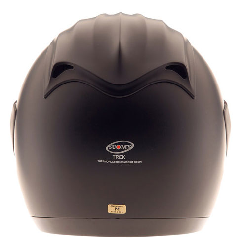 SUOMY Trek Plain full-face helmet matt black