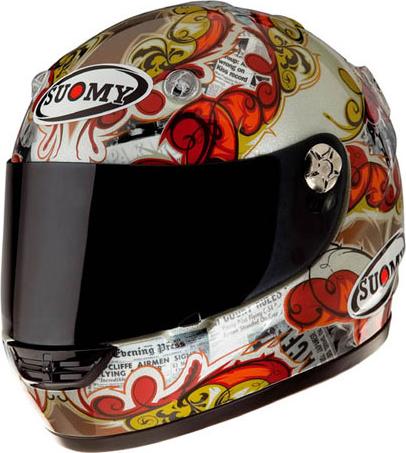 Casco moto integrale Suomy Vandal Actuality
