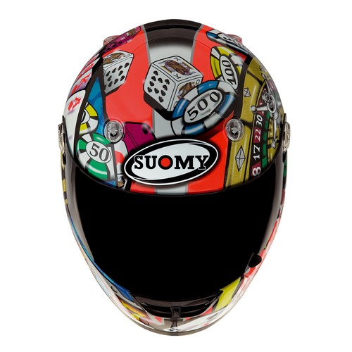Casco moto integrale Suomy Vandal Atlantic City