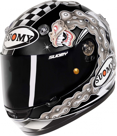 Casco moto integrale Suomy Vandal Chain