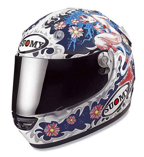 Casco moto integrale Suomy Vandal Dream