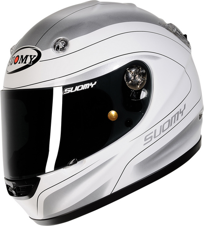 Casco moto integrale Suomy Vandal Matt Club