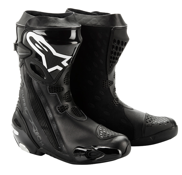 Alpinestars Supertech R 2012 racing boots black