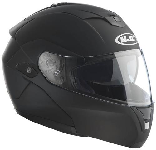 HJC SYMAX III flip off helmet Matt  Black