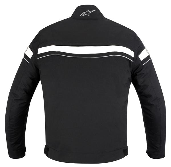 Giacca moto Alpinestars T-Fuel Waterproof nera