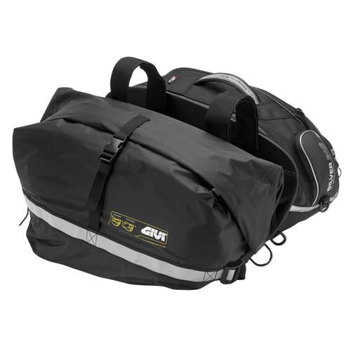 Coppia cover antipioggia Givi per borse laterali