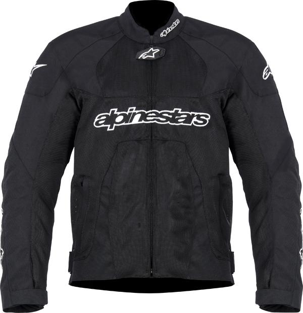 Alpinestars T-GP PLUS AIR motorcycle jacket black
