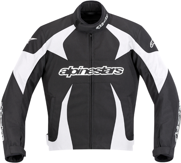 Alpinestars T-GP PLUS jacket black-white