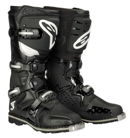 Alpinestars Tech 3 All Terrain off-road boots black