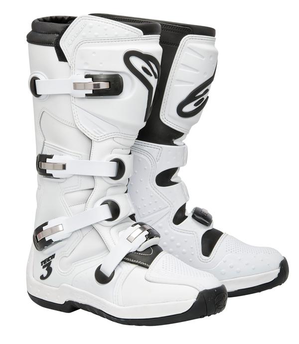 Alpinestars Tech 3 off-road boots superwhite