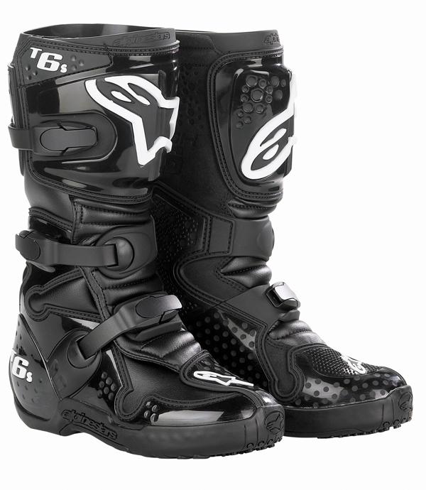 Alpinestars Tech 6S cross boots black