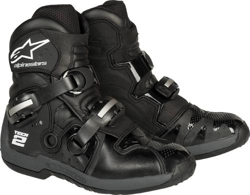 Alpinestars Tech 2 off-road boots black
