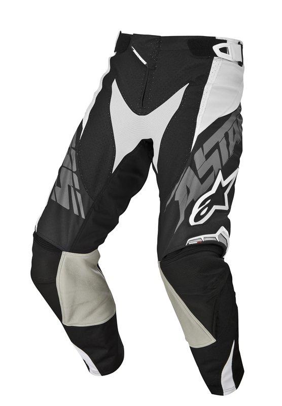 Pantaloni cross Alpinestars Techstar grigio nero