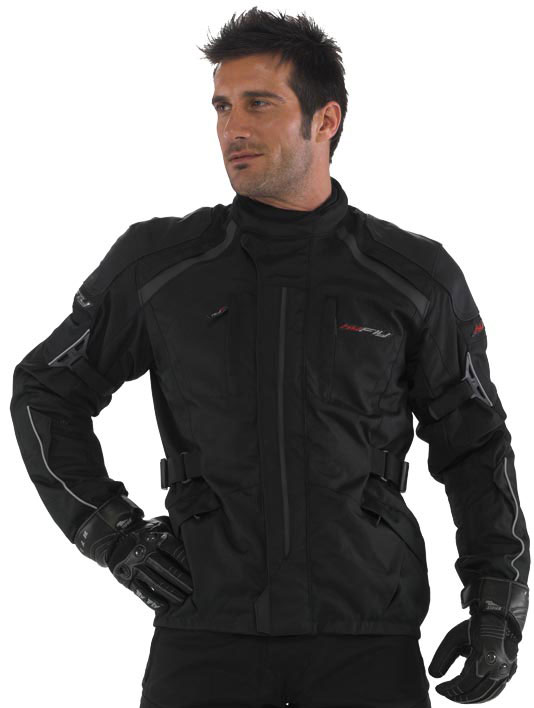 Hy Fly Tornado 3 layers jacket Black