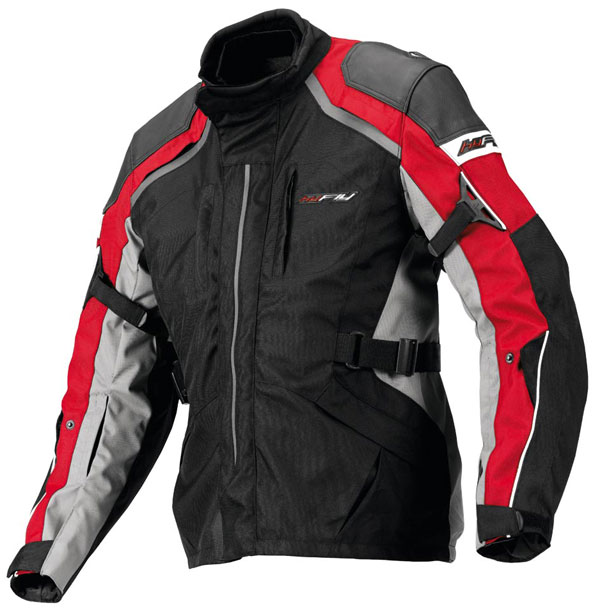 Hy Fly Tornado 3 layers jacket Red