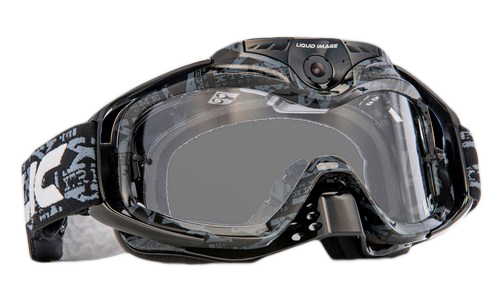 Liquid Image Torque Full HD videocam goggles black