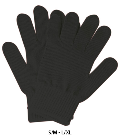 Cellular Line Touch Screen gloves for Smartphone black size S-M