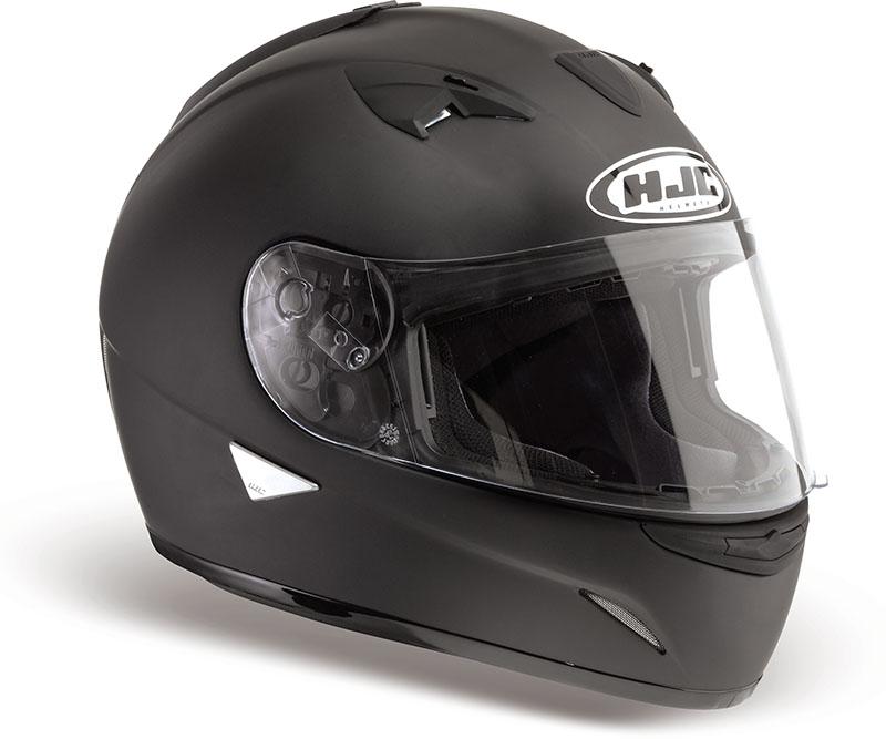 Full face helmet HJC TR1 Rubbertone