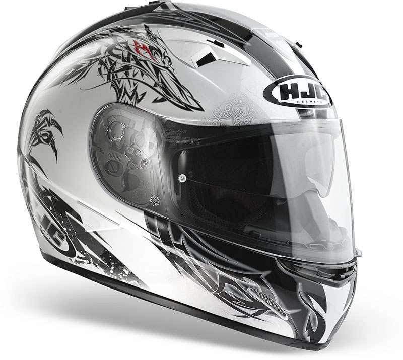 Casco integrale HJC TR1 Wisp MC10