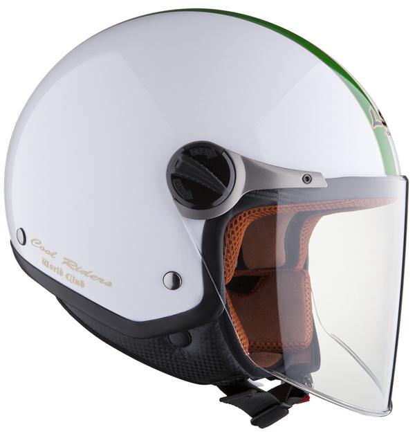 LS2 OF560 Trip jet helmet White