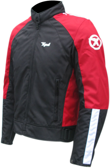 XPD One jacket Black Red