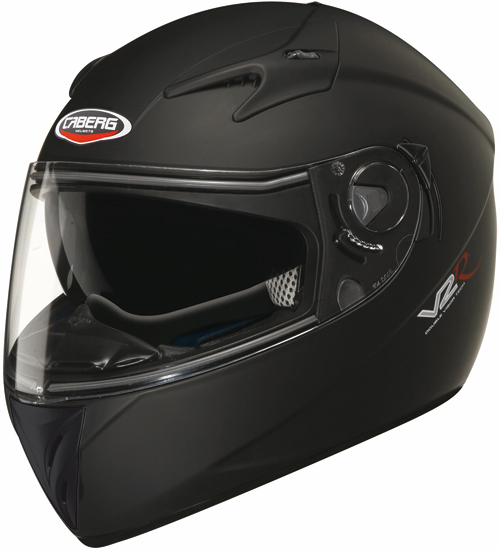 CABERG V2R-R full-face helmet matt black