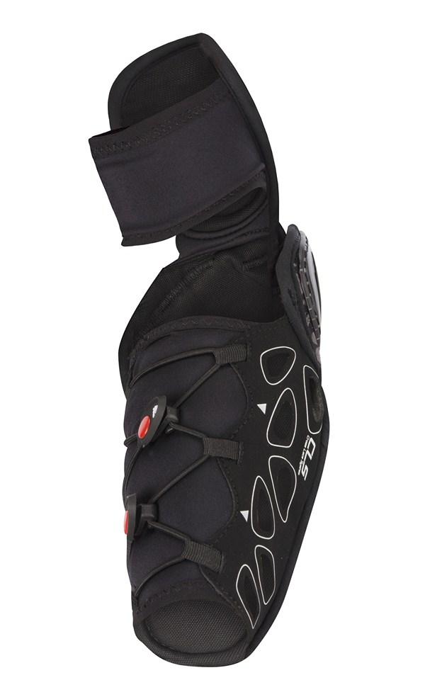 Alpinestars Vapor elbow protection black gray graphic