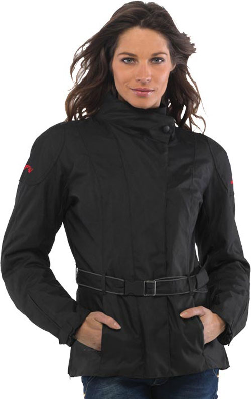 Hy Fly Venus 2 layers woman jacket Black
