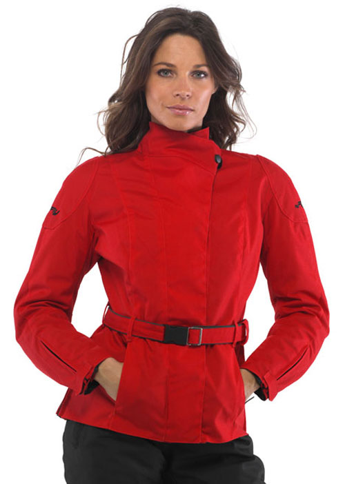 Hy Fly Venus 2 layers woman jacket Red