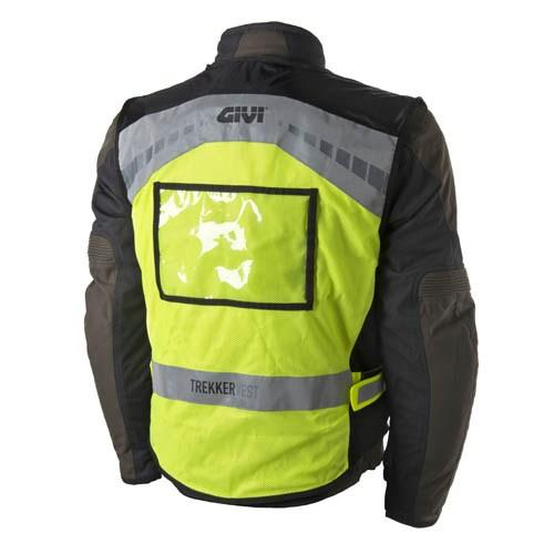 High visibility vests Givi Trekker