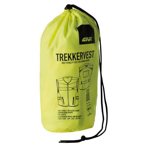 Gilet alta visibilità Givi Trekker