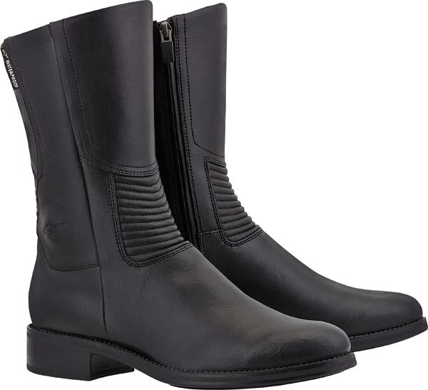 Alpinestars Vika Waterproof women motorcycle boots black 2013
