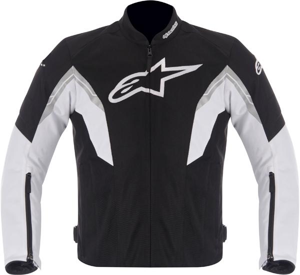 Alpinestars VIPER AIR textile jacket black-white