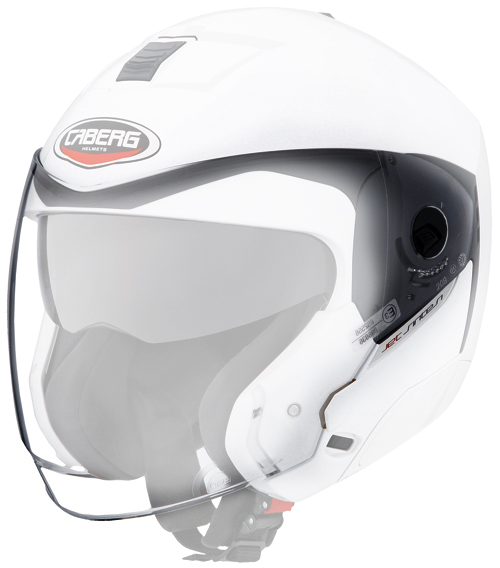 Caberg Hyper-X, Jet Sintesi clear visor
