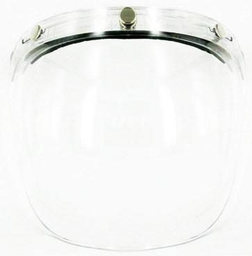 Humans bubble visor for Miami blue
