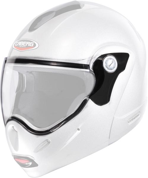 Caberg clear antiscratch-antifog visor for Rhyno