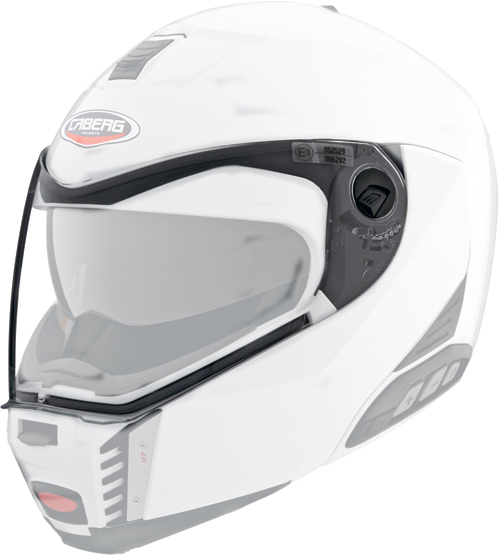 Caberg Sintesi antiscratch clear visor Tg.XL-3XL