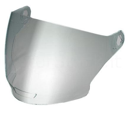 Nolan N43 and N43 Air silver mirror visor
