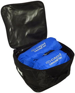 Capit tire warmers TNT Sports, Superbike / Supersport, Blue