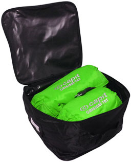 Capit tire warmers TNT Sports, SBK / SS, Green color