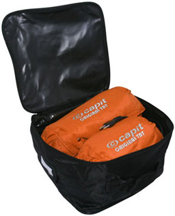 Capit tire warmers TNT Sports, SBK / SS, color Orange